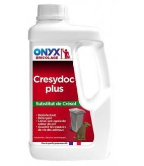 Désinfectant CRÉSYL ( CRÉSYDOC ) désinfectant, bactéricide et fongicide 1 L