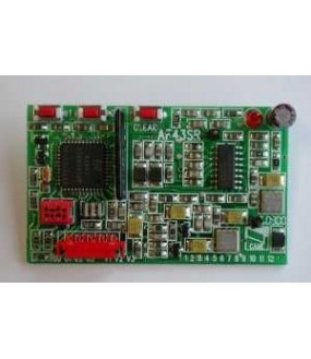 CARTE RADIO EMB 433.92