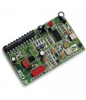 CARTE DE RADIO FREQUENCE EMBROCHABLE EN 433,92 MHz(EEPROM)