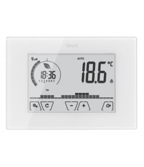 THERMOSTAT TACTILE WI-FI SAILLIE BLANC