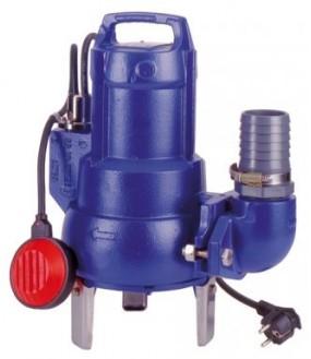 Pompes submersibles, vide caves modèle Ama-Porter F utilisations : eaux usées
