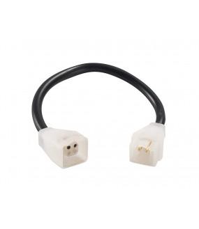 DELF D black connector