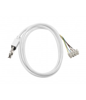 D-TRACK supply with 2m cable rail 2 white interior lightings connection box with cable included