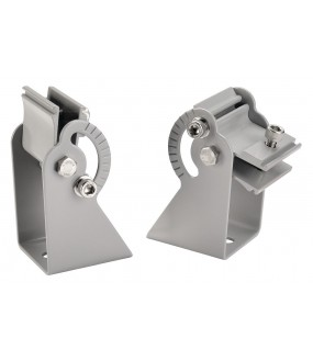 Fasteners for VANO VANO DISPLAY TC and short gray silver 2 pieces