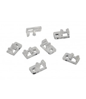 Mounting clips for LED Tubelight 100 pieces