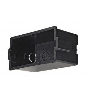 DOWNUNDER M OUT white exterior wall recessed LED 4W 3000K IP55