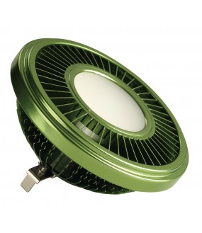 QRB111 green LED 19,5W 140 ° 2700K variable