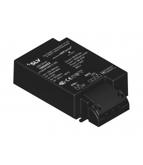 LED Power 60W 1000mA internal strain relief included