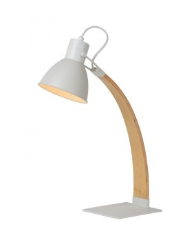 Curf Office Lamp 1xE27 White