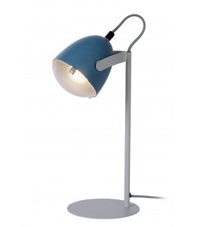 Dylan table lamp bedrooms 1xE14 blue