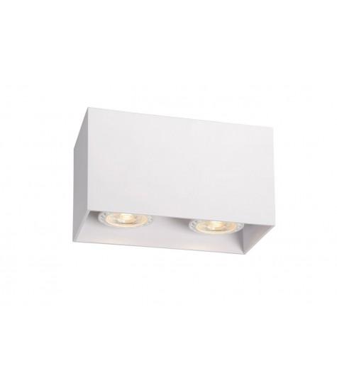 Bodi Spot Ceiling 2xgu10 White