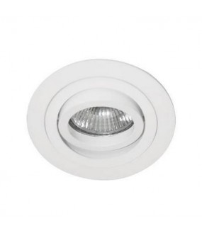 HD1014R LED 6W 650Lm 3000K 38° IP65 BLANC