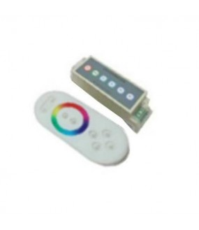 STRIP LED CONTROLLER+REMOTE RGB