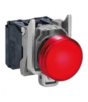 VOYANT LUMINEUX ROUGE A DEL 230V
