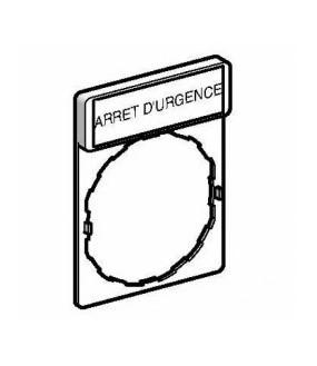 P.E ARRET D'URGENCE ZBZ32 + ZBY02130