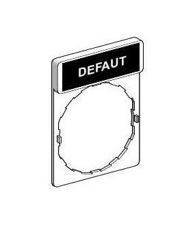 P.E DEFAUT (ZBZ32 + ZBY02135)