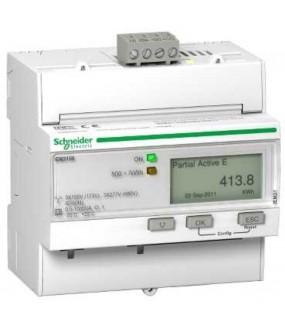 Compteur d'énergie 63A (3P+N, RAZ), MODBUS