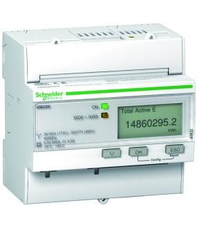 Compteur d'énergie TI (3P+N, RAZ)