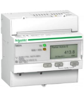 Compteur d'énergie TI (3P+N, RAZ)), Sortie impulsions, MID