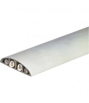 PG12 : GOULOTTE DE PLANCHER RIGIDE - PVC