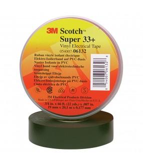 SCOTCH SUPER 33+ 19MM X 6.1M