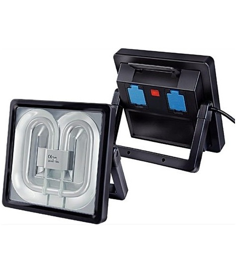 LAMPE POWER JET LIGHT 55W IP54 3G1.5 2PC