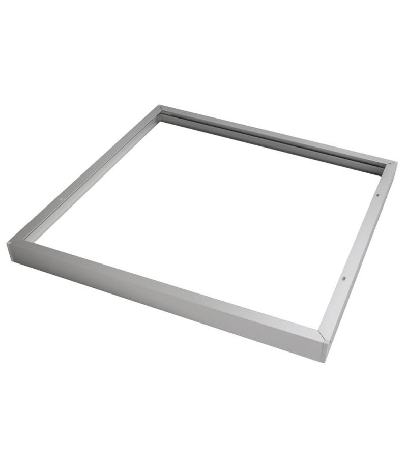 cadre saillie p plaf led 600x600 bl apl1100 arena luci plafonn. Black Bedroom Furniture Sets. Home Design Ideas