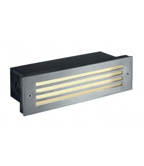 BRICK MESH, INOX 316, LED, ENCASTRE, 4W LED, 3000K, IP54