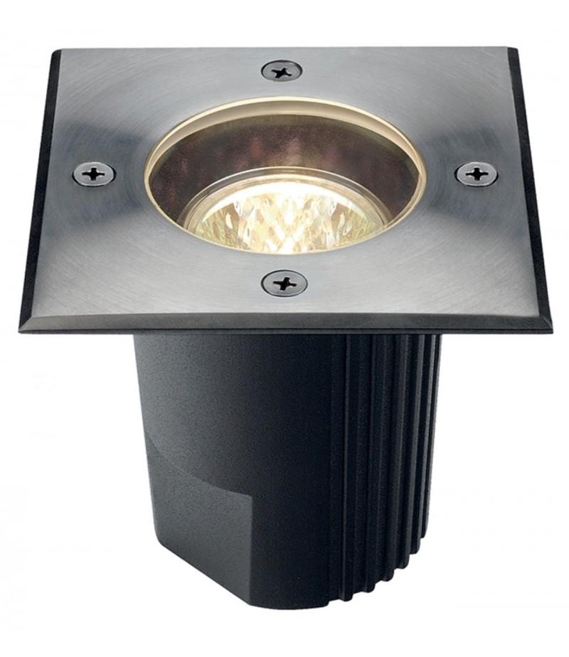 Max - Adaptateur blanc SLV Puri tête de lampe à gu10 3p incl 50 W
