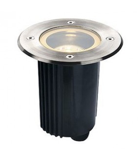 DASAR 80 MR16, ORIENTABLE, ROND, INOX 316, MAX. 35W, IP67