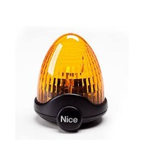 CLIGNOTANT ORANGE 24V CONTINU
