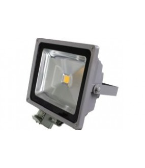 PROJECTEUR LED + PIR 50W 3200K