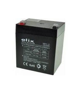 BATTERIE 12V 4AH RECHARGEABLE PLOMB/ACIDE