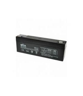 BATTERIE 12V 2AH RECHARGEABLE PLOMB/ACIDE