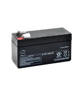 BATTERIE 12V 1.2AH RECHARGEABLE PLOMB/ACIDE
