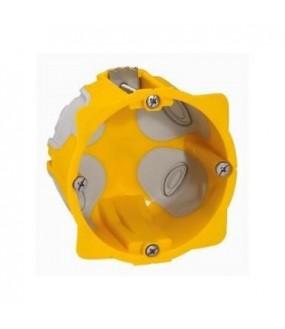 Boîte monoposte Ecobatibox - 2 modules - profondeur 50 mm