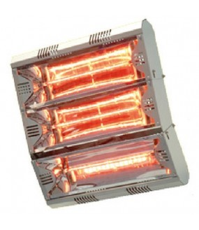IRCF30L Infra rouge Blanc 3000W Cassette rayonnante FRICO