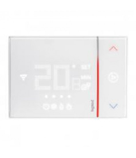 Thermostat connecté pour montage encastré 1 sortie