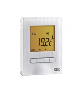MINOR 12 Thermostat digital pour plancher ou plafond rayonnant