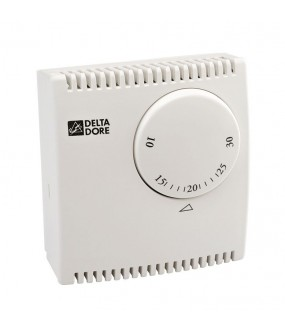 TYBOX 10 Thermostat filaire pour chauffage et climatisation