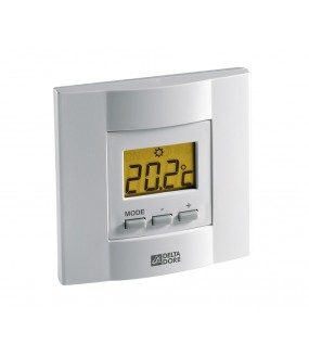 TYBOX 51 Thermostat d'ambiance à touches filaire