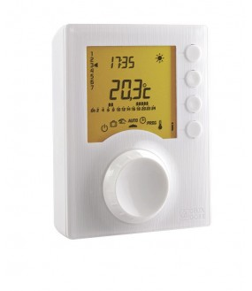 TYBOX 127 Thermostat programmable avec 2 modes à configurer filaire