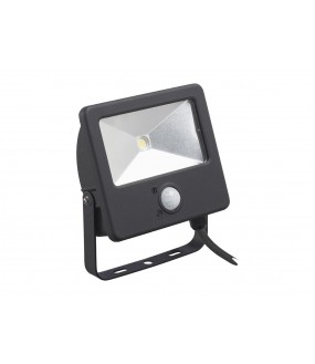 START FLOOD LED 10W PIR 4000K