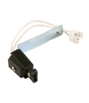 Support et douille pour lampes GU5.3 12 volts Classe III