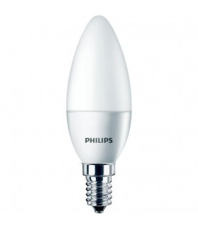 CorePro LEDcandle ND 5.5-40W E14 840 B35 FR PHILIPS 543566