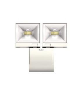 Projecteur LED 10W blanc , 840 lm, 4000 K. IP55. 230V. IRC sup 80. Détecteur 180DEG, portée 12 m