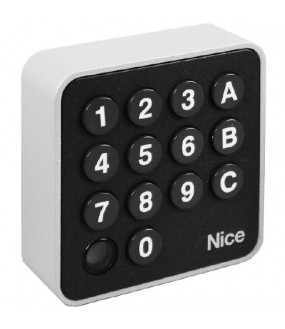 CLAVIER A CODE RADIO 13 TOUCHES NICE EDSWG