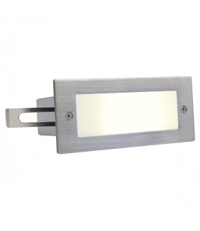 BRICK LED 16 INOX 1W BL 3000K