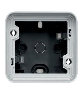Cubyko Boîte 1P 2 x1 ent. gris