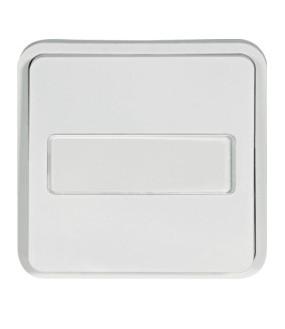 Cubyko VV porte-étiq as. blanc